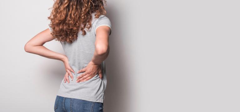 Como aliviar a dor de costas no pós-parto