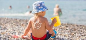 Como escolher protetor solar para o bebé?