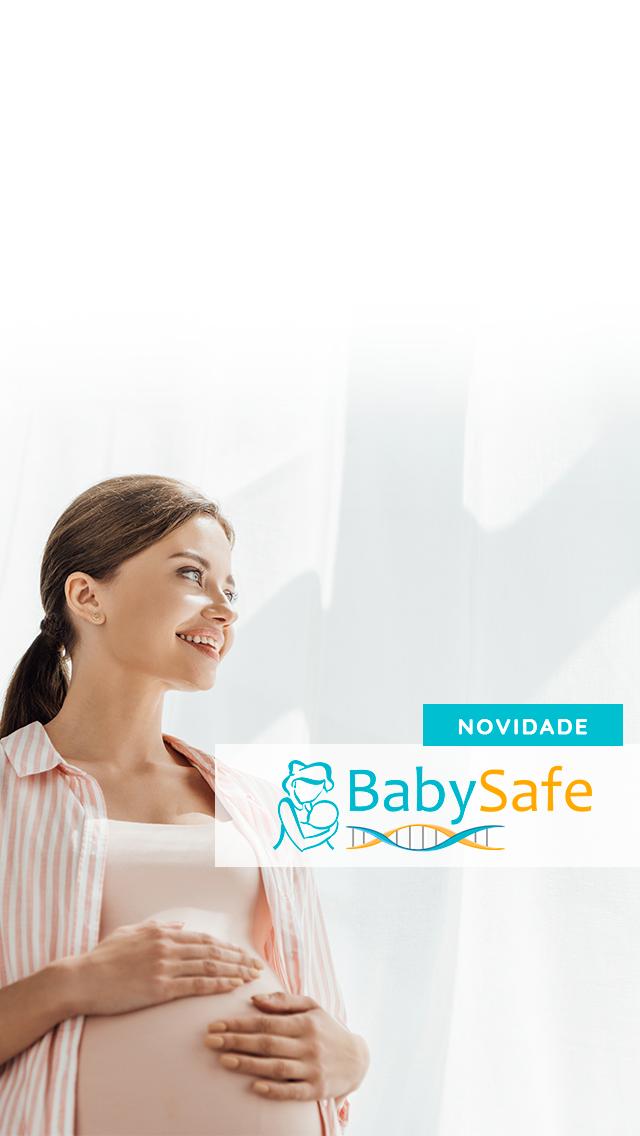 Teste Pré-Natal BabySafe