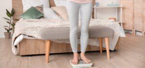 Perda de peso no pós-parto